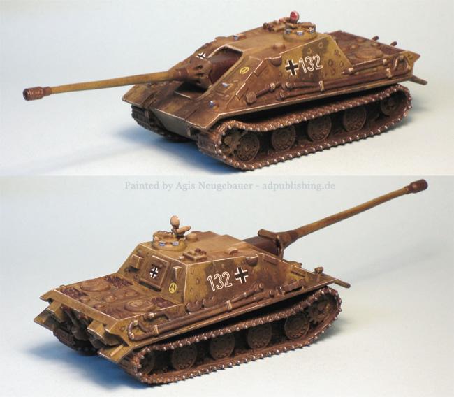 1:100 German E-50. E-75 and E-100 tanks (Heer46) - Forum - DakkaDakka