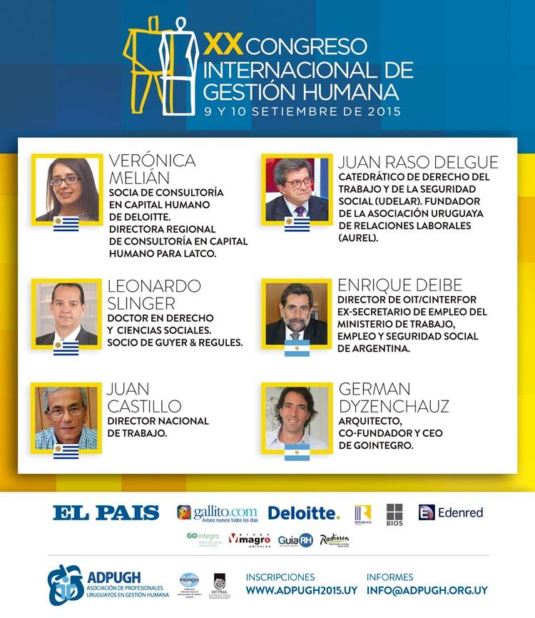 XX Congreso ADPUGH