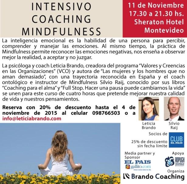 Intensivo Coaching Mindfulness 11-de-noviembre