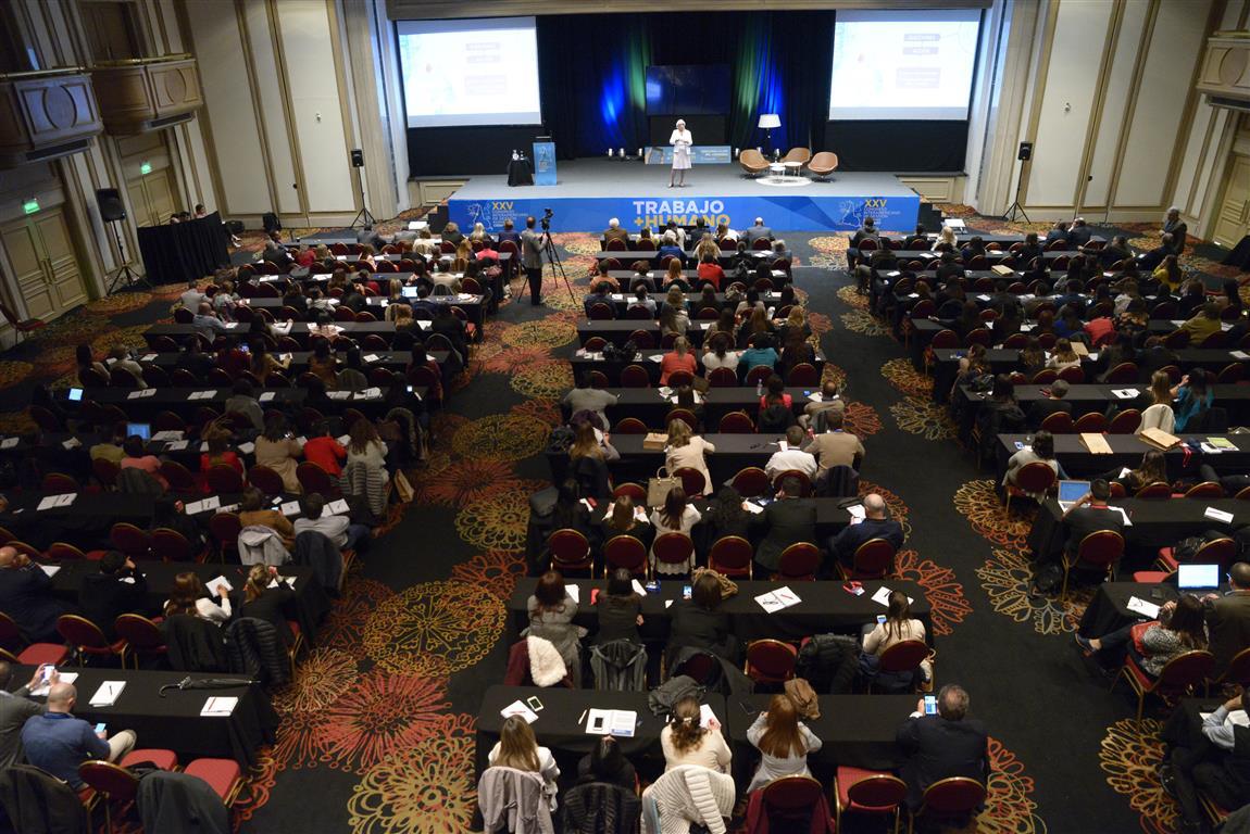 """XXII Congreso Internacional de Gestión Humana """"EL FUTURO DEL TRABAJO"""""""