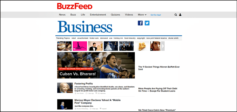 DoubleClick for Publishers Buzzfeed Case Study