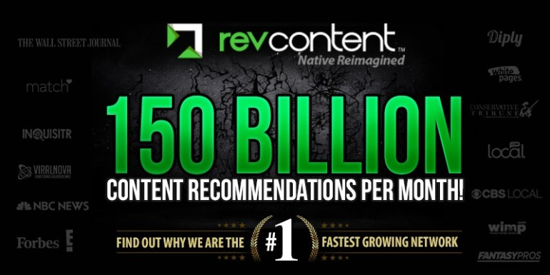 Native ad networks: Revcontent