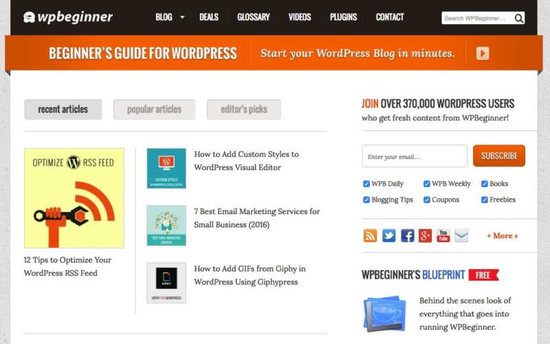 7 WordPress Blogs to Follow for the Best Tips, Tutorials, Guides, and More