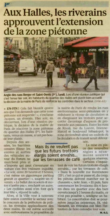 20150204_Le_Parisien_Aux_Halles_les_riverains_approuvent_extension_zone_pietonne