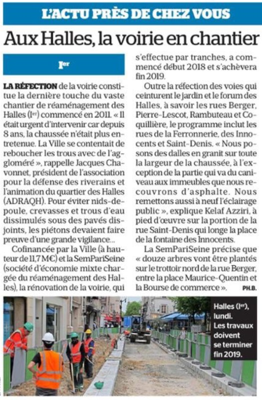20180425_Le_Parisien_Aux_Halles_la_voirie_en_chantier
