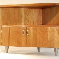 Lux Prunus Corner Cabinet
