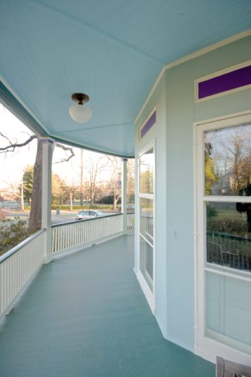 Baltimore Porch Restoration Renovation Design Build