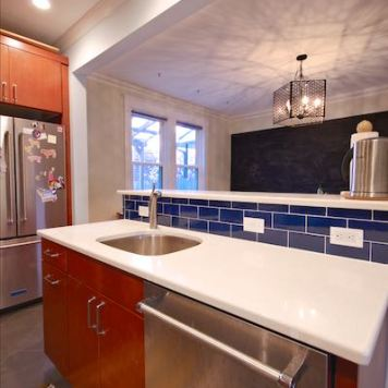Baltimore Kitchen Remodel Renovation