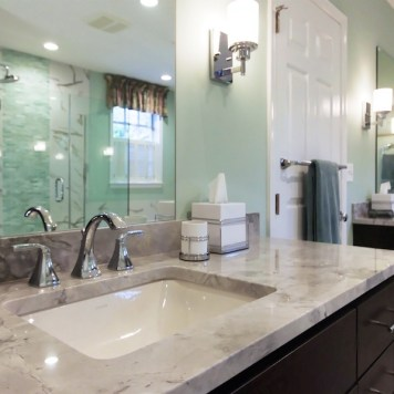 Baltimore Bathroom Renovation Design Build