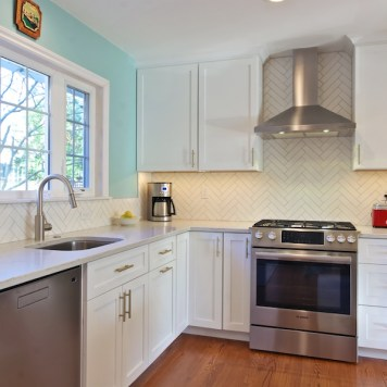 Baltimore Kitchen Remodel Renovation Design Build