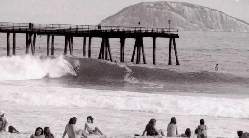 surf no pier de ipanema