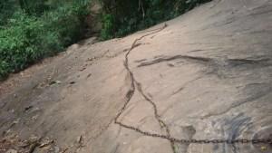 Trilha da Cachoeira do Horto - Corrente na Pedra