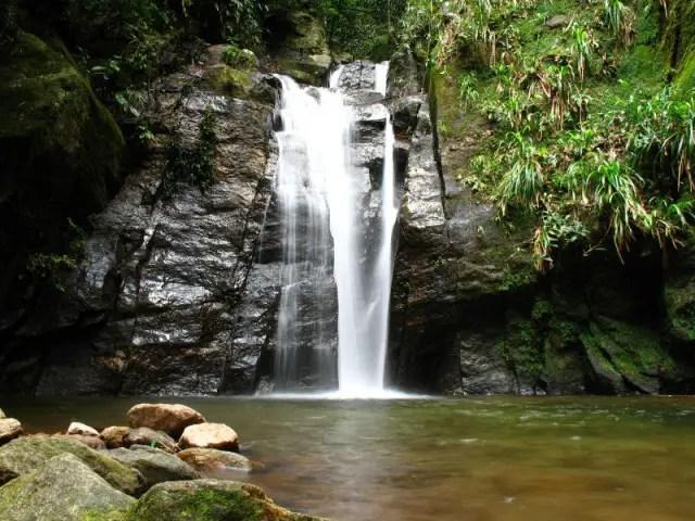 Trilha da Cachoeira do Horto - Rio de Janeiro
