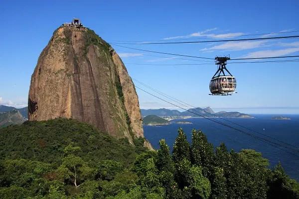 Trilha do Morro da Urca - Rio de Janeiro