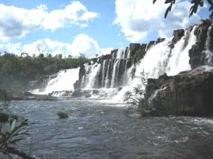 Chapada dos Veadeiros - Cachoeira dos Couros