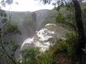 Chapada dos Veadeiros - Catarata dos Couros - Almécegas 1000 vista do cânion