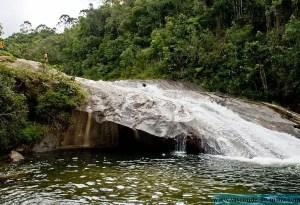Cachoeira do Escorrega - Maromba