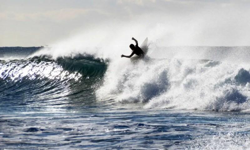 Praia do Campeche, um dos melhores picos de surf do Brasil
