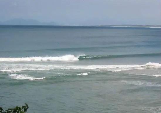 Barra de Guaratiba, um dos melhores picos de surf do Brasil