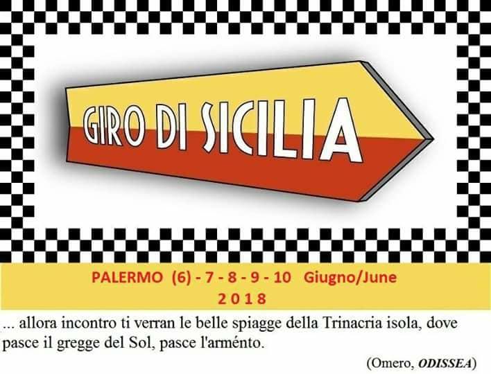 logo giro sicilia 2018