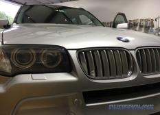2008 BMW X3 Audio System