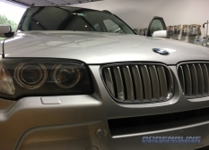 2008 BMW X3 Audio System