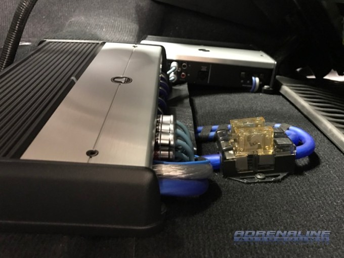 High Fidelity Toyota Tundra Audio System for Garner Client