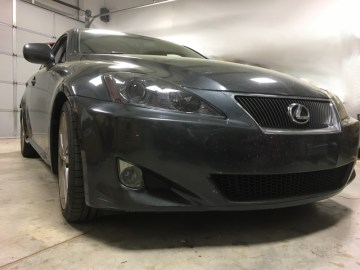 Sanford Client Gets Lexus IS250 Blind Spot System