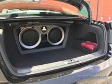Audi RS5 Subwoofer