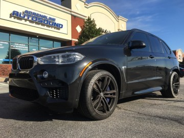 Wilson Client Gets BMW X5M Multi-channel Audio Upgrade, Stage 1
