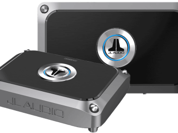 Revolutionary JL Audio VXi Amplifiers