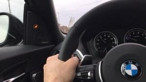 BMW 230i Blind Spot