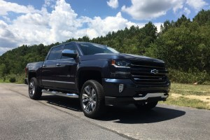 Chevy Silverado Audio