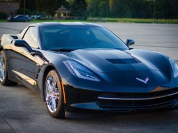 Corvette Radar and Laser Defense Systems by Adrenaline Autosound