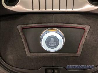 Porsche Cayman Stereo