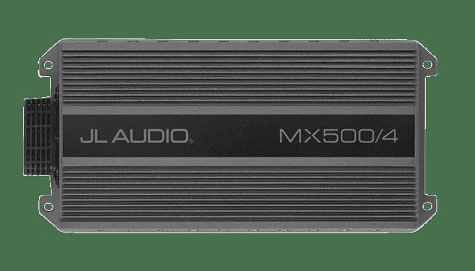 JL Audio MX Amplifiers