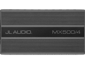 JL Audio MX Amplifiers Offer Big Power in a Small Package