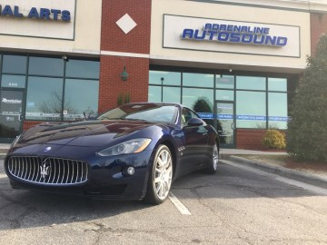 Maserati Radar