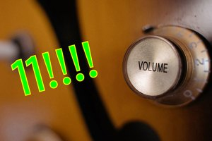 Why Turning it to 11 Doesn't Work in a Car Audio System