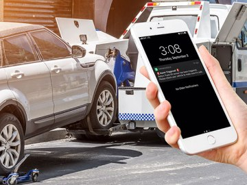 Enhance Vehicle Security with a DroneMobile Smartphone Interface