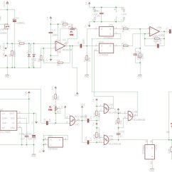 Gold Detector Circuit Diagram Msd 6a Wiring Mopar How To Build A Surf Pi 1 2 Pulse Induction Metal