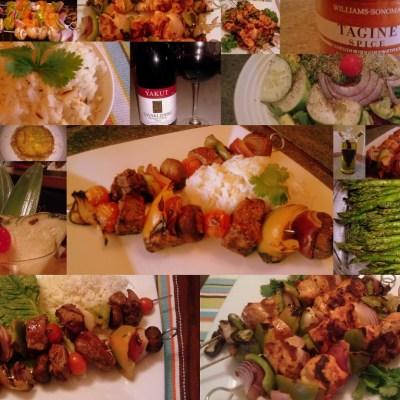 Kebabs Feast