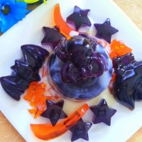 Halloween Jello for the Kids