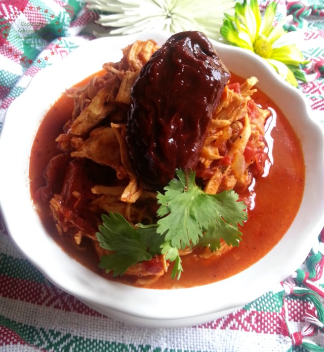 Chicken tinga to celebrate my Mexican heritage #ABRecipes