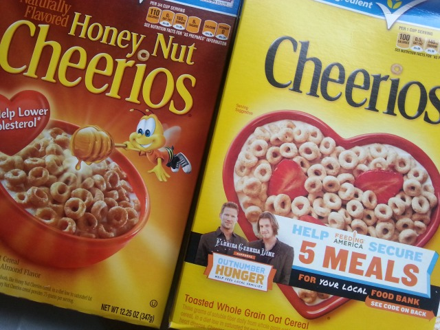 Cheerios comes in an array of different flavors