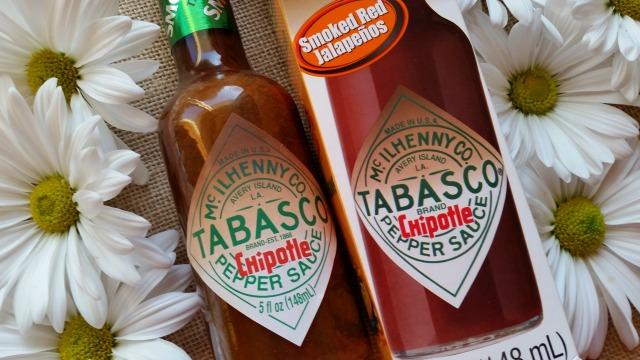 Chipotle Tabasco Sauce #SeasonedGreetings #ad
