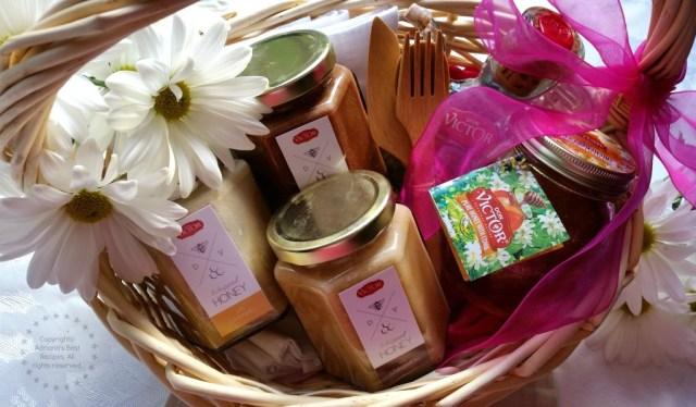 Don Victor Gift Basket #HoneyForHolidays #DonVictor #shop