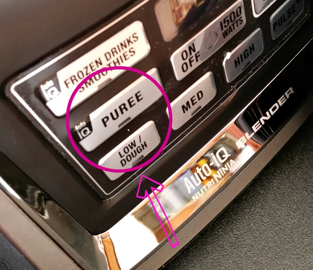 Ninja Blender Auto IQ Puree Option #NinjaKitchen #ad