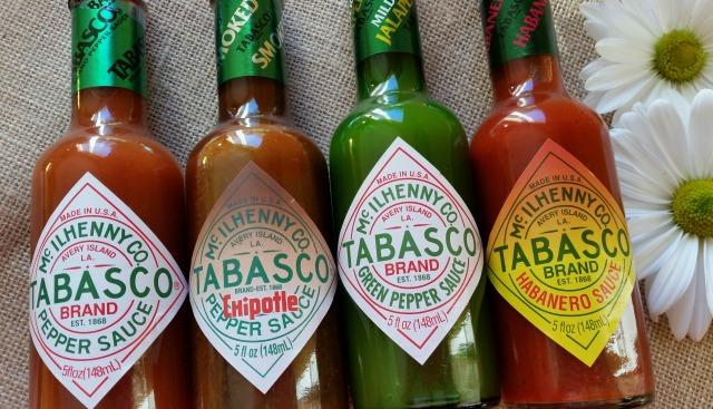 The Four Tabasco Sauce Flavors Found at Publix #SeasonedGreetings #ad