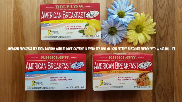 American Breakfast Tea from Bigelow #AmericasTea #ad